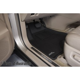 Tapis BMW X5 2007 7 places