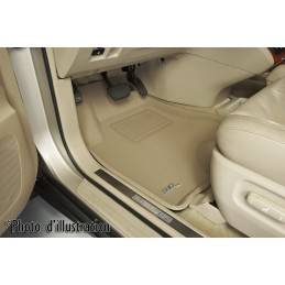 Tapis de sol BMW X5 2007 5 places